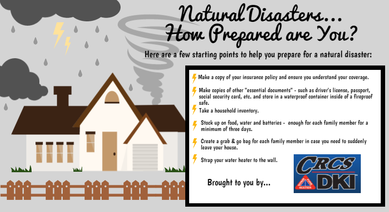 CRCS DKI is here to help. This infographic helps you prepare for natural disasters.