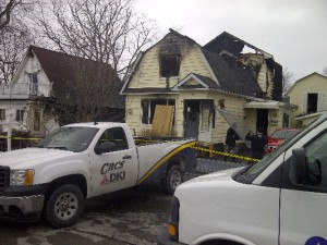 fire-loss-pick-up-truck